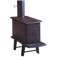 ashley wood burning stove